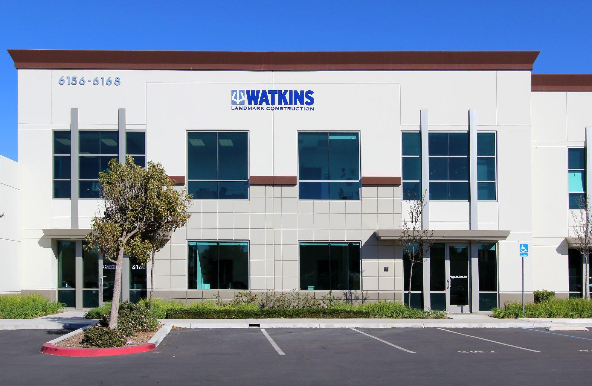 watkins landmark building