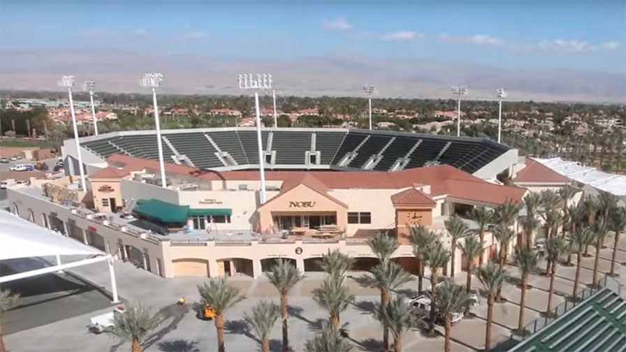 Indian Wells Stadium 2 Expansion