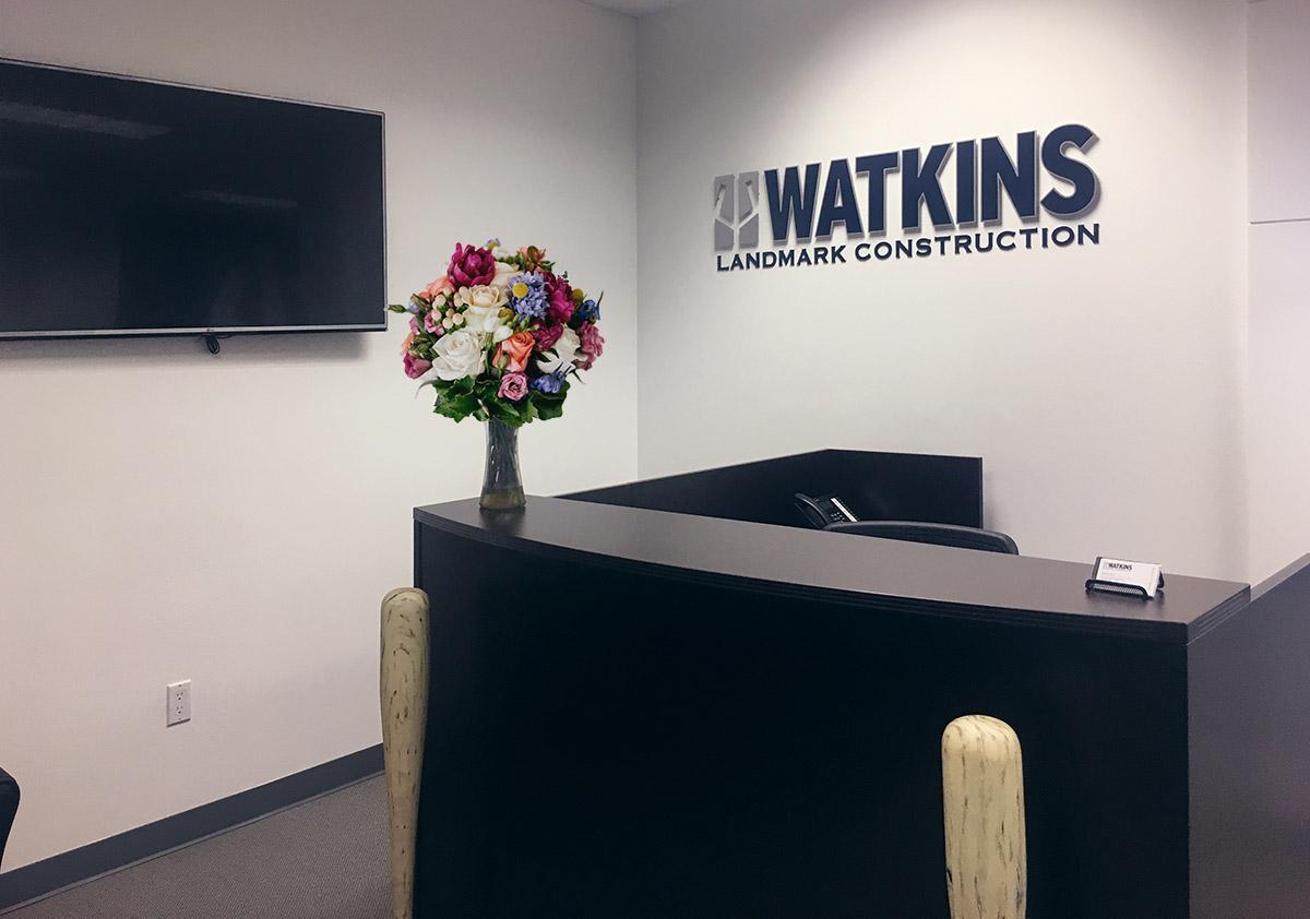 Interior Watkins Landmark Orange County